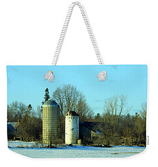Abandoned Farm Weekender Tote Bag by Betty-Anne McDonald