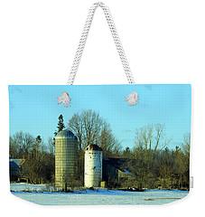 Abandoned Farm Weekender Tote Bag