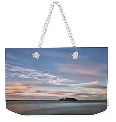 Weekender Tote Bag featuring the photograph Abandoned Key by Jon Glaser
