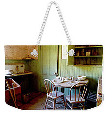Abandoned Kitchen Weekender Tote Bag