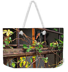 Abandoned Light Weekender Tote Bag