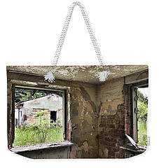 Abandoned Old Ammunition Depot Of The Belgian Army  Weekender Tote Bag