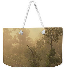 Abandoned Shed Weekender Tote Bag by Rajiv Chopra