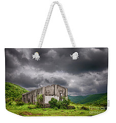 Abandoned Site Weekender Tote Bag by Charuhas Images