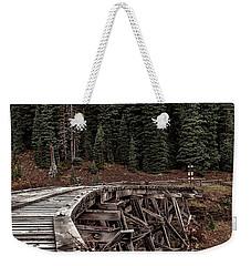 Abandoned Trestle Weekender Tote Bag