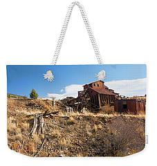 Abandoned Vindicator Valley Mine Weekender Tote Bag