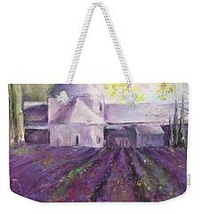 Abbey Senanque    Weekender Tote Bag