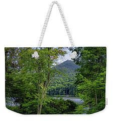 Abbott Lake Trail Weekender Tote Bag