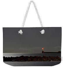 Aberdeen Beach At Night _ Pano 2 Weekender Tote Bag