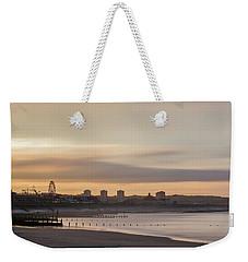 Aberdeen Beach At Sunset Weekender Tote Bag