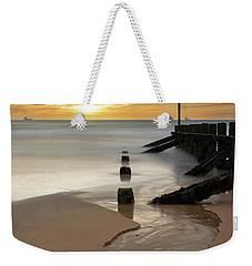 Aberdeen Beach Reflections Weekender Tote Bag