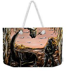 Abiogenesis  Weekender Tote Bag by Ryan Demaree