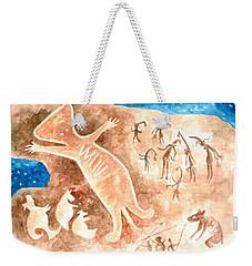 Aboriginal  Weekender Tote Bag