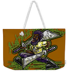 About To Cut You With This Sword Weekender Tote Bag
