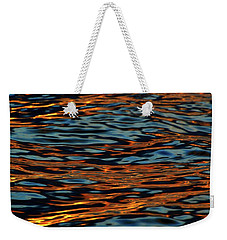 Above And Below The Waves  Weekender Tote Bag by Lyle Crump