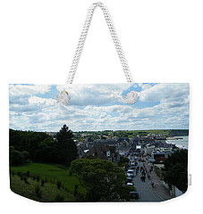 Above Arromanches-les-bains Weekender Tote Bag