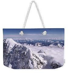 Above Denali Weekender Tote Bag