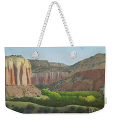 Above The Ranch Weekender Tote Bag