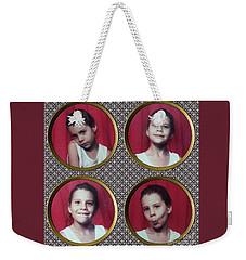 Abra Weekender Tote Bag