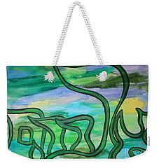 Abraham Weekender Tote Bag