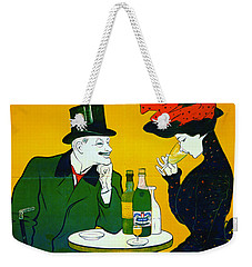 Absinthe Extra-superieure 1899 Weekender Tote Bag by Padre Art