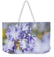 Absolute Treasure 1. The Beauty Of Irises Weekender Tote Bag