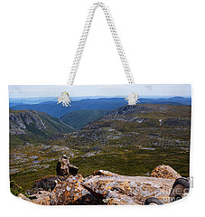 Absorbing The Moment Weekender Tote Bag by Lexa Harpell