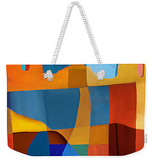 Weekender Tote Bag featuring the photograph Abstract # 2 by Elena Nosyreva