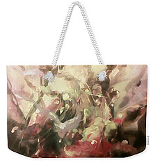 Abstract #01 Weekender Tote Bag