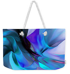 Abstract 012513 Weekender Tote Bag