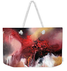 Abstract #02 Weekender Tote Bag