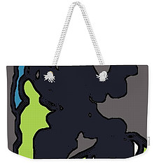 Abstract 020 Weekender Tote Bag