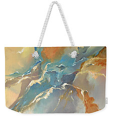 Abstract #04 Weekender Tote Bag
