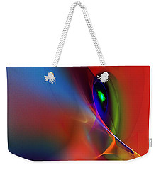 Abstract 042612a Weekender Tote Bag