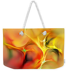 Abstract 061410a Weekender Tote Bag