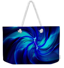 Abstract 070810 Weekender Tote Bag