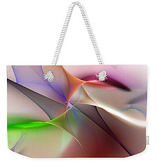 Abstract 082710 Weekender Tote Bag