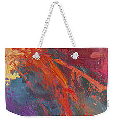 Abstract 103a Weekender Tote Bag