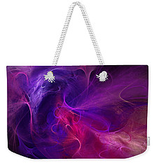 Abstract 111310b Weekender Tote Bag