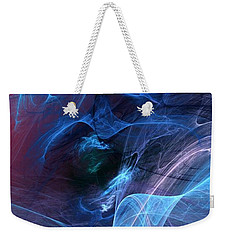 Abstract 111610 Weekender Tote Bag