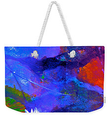 Abstract 112 Weekender Tote Bag