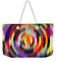 Abstract 120116 Weekender Tote Bag by Maciek Froncisz
