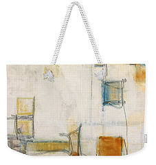 Abstract 1207 Weekender Tote Bag