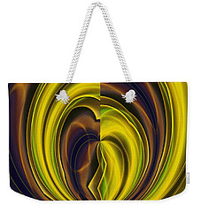 Abstract 121510 Weekender Tote Bag