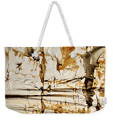 Abstract 1317 Old Wallpaper As Landscape Weekender Tote Bag