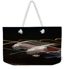 Abstract 18 Cell Phone  Case Weekender Tote Bag