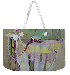 Abstract 1809a Weekender Tote Bag