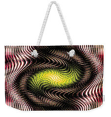 Abstract 213 Weekender Tote Bag