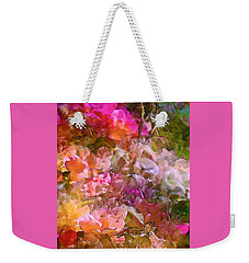 Abstract 276 Weekender Tote Bag