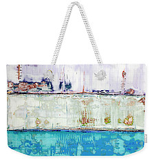 Art Print Abstract 31 Weekender Tote Bag